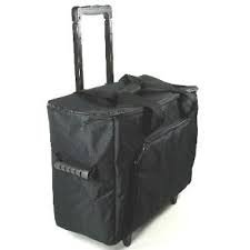 Deluxe Large 24 inch Roller Case