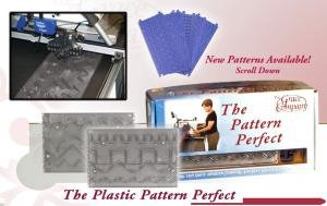 GRACE Deluxe Pattern Perfect Templates & Stylus Pkg