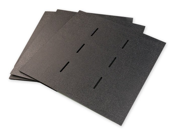 QNIQUE Q-Zone Hoop Frame Table Inserts