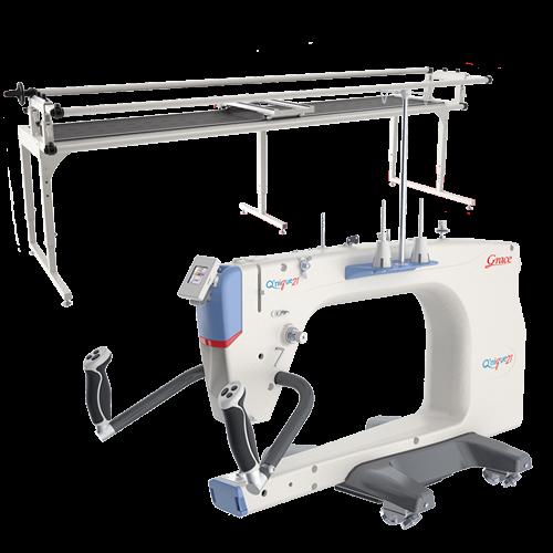 QNIQUE 21 Long Arm Quilting Machine