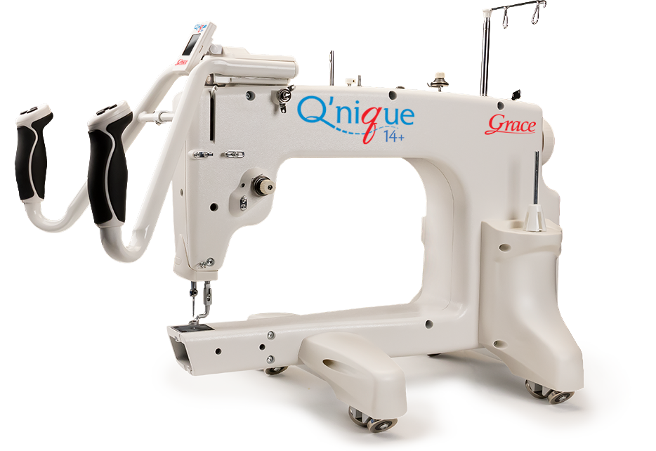 QNIQUE 15 Quilting machine w/ Stitch Regulator