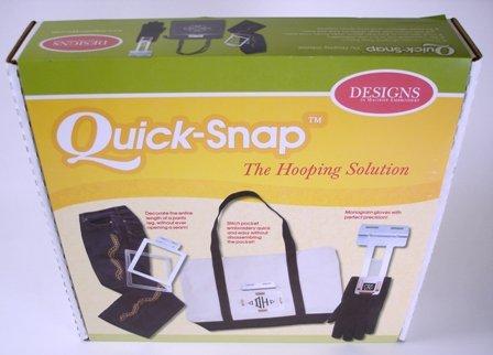 Quick Snap Hoop Set -Fits Janome MB4, MB7