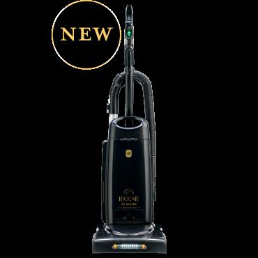 RICCAR R25P Premium Pet Upright All Surface Vacuum w/ Lifetime Belt
