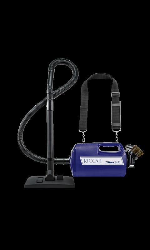 RICCAR RSQ1 SupraQuick Portable Cansiter vacuum