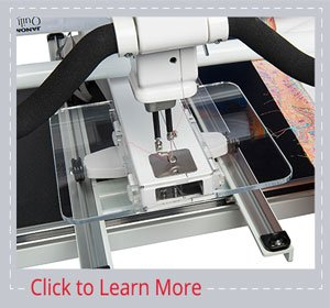 JANOME QUILT MAKER PRO RULER BASE