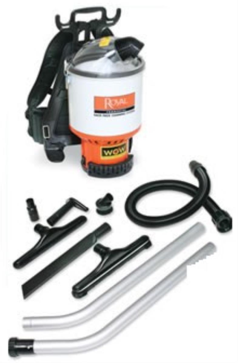 ROYAL RY4001 Backpack Vacuum
