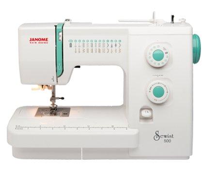 JANOME Sewist S500 Sewing machine