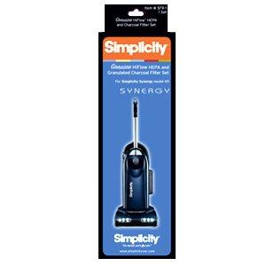SIMPLICITY X9 HEPA & Granulated Charcoal Filter Set