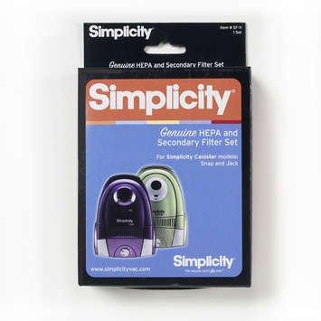 SIMPLICITY JACK Filter Set