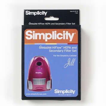 SIMPLICITY JILL Filter Set