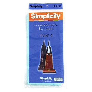 SIMPLICITY A paper bags, 12 pack