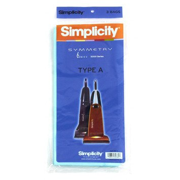 SIMPLICITY A paper bags, 3 pack