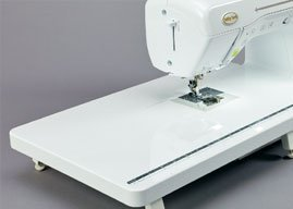 BABY LOCK SOPRANO Quilting / Sewing  8 1/4 Extended Arm