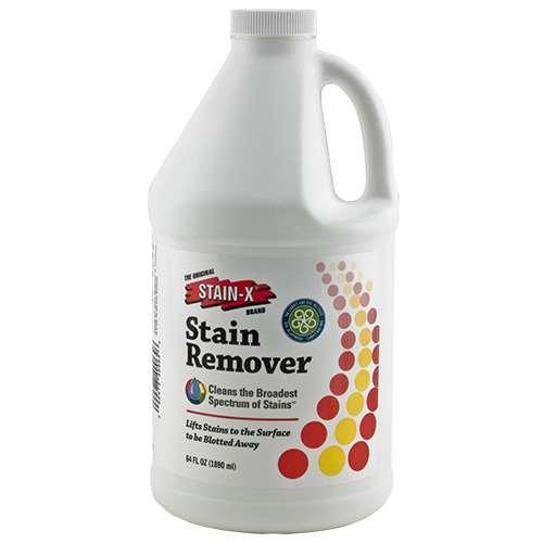 STAIN X Stain Remover, Half Gallon