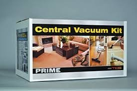 Central Vacuum Kit, Deluxe w/ 30' hose & PN