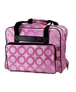 JANOME  Artistic Sewing Tote, Pink