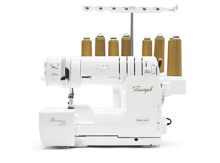 BABY LOCK TRIUMPH 8 Thread Serger