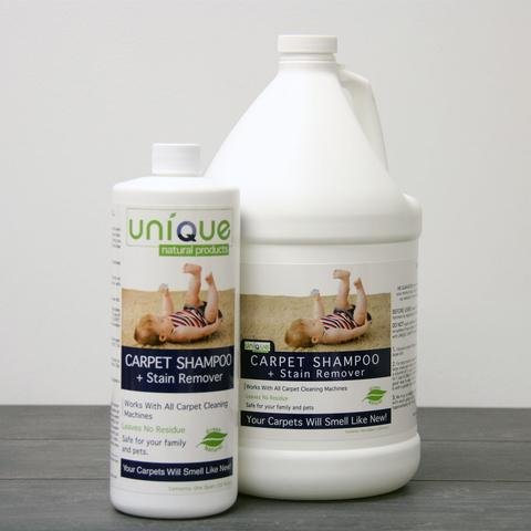 UNIQUE Carpet Shampoo Gallon