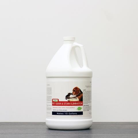 UNIQUE Pet Odor & Stain Eliminator,  Gallon