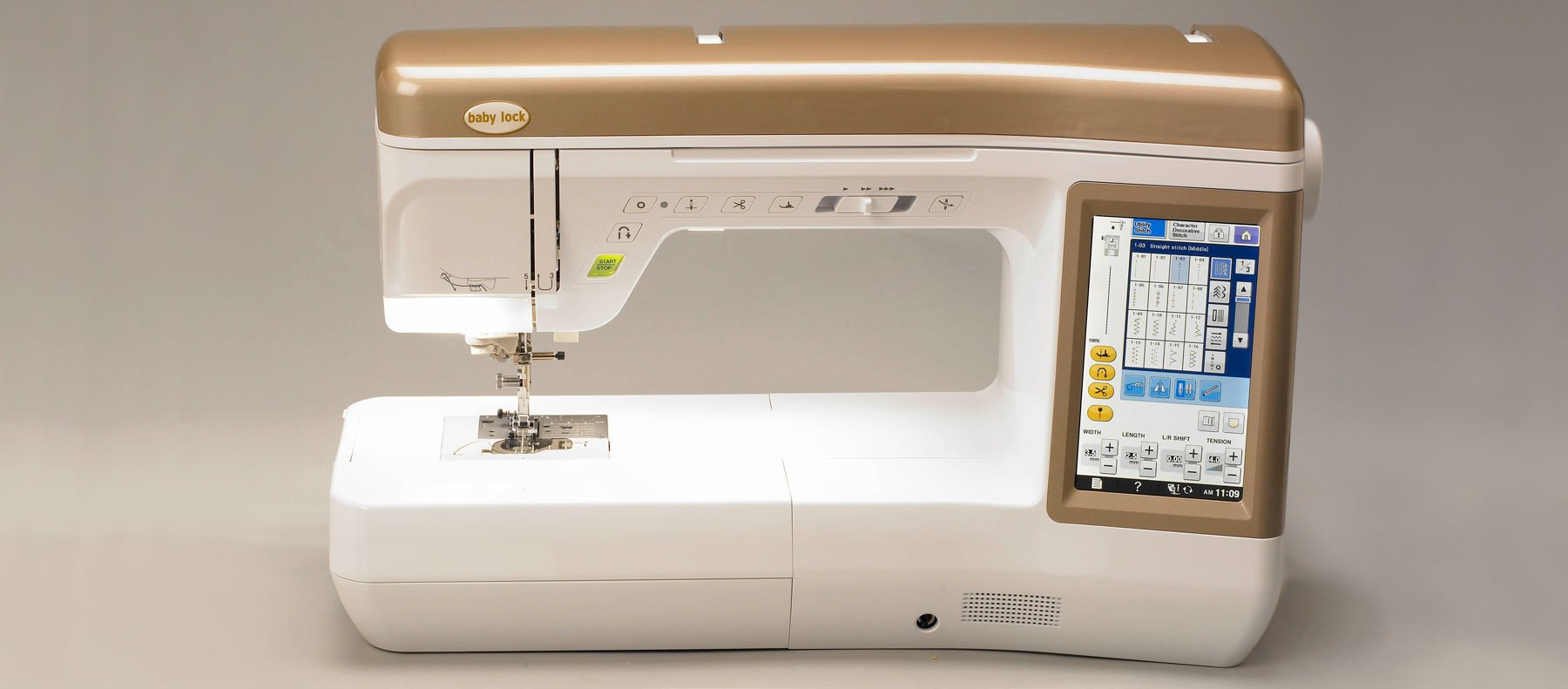 BABY LOCK UNITY  Sewing / Embroidery machine