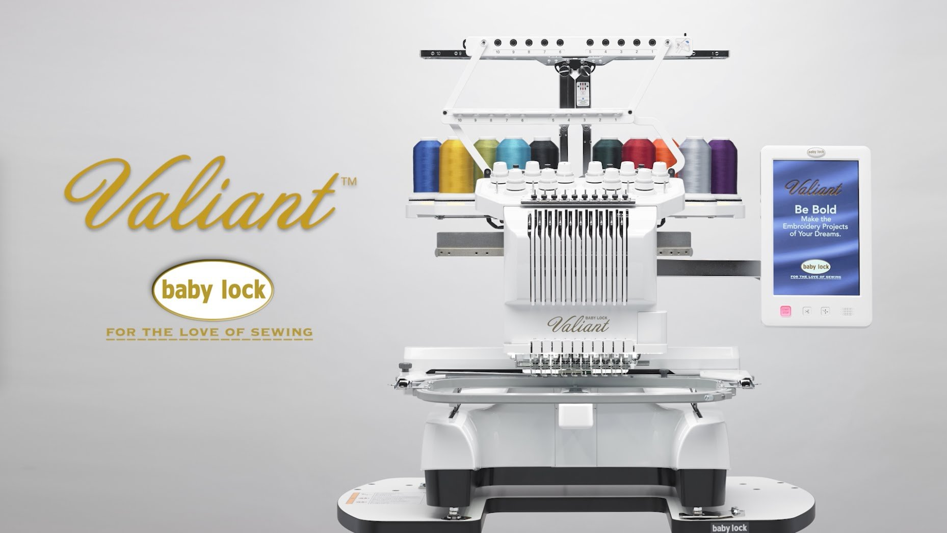 Baby Lock Valiant 10 Needle Professional Embroidery Machine