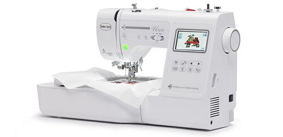 BABY LOCK BLMVR VERVE Sewing/Embroidery Machine