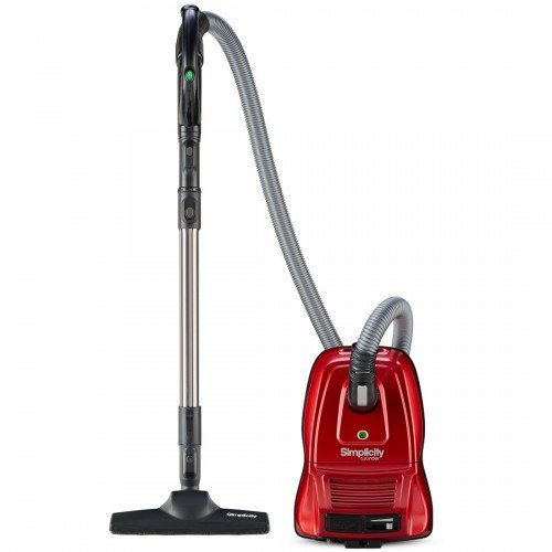 SIMPLICITY WONDER Straight Suction Canister Vacuum