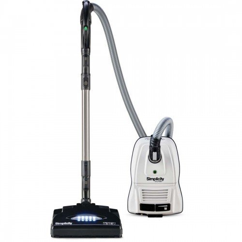 SIMPLICITY WONDER.TAD Deluxe Canister Vacuum
