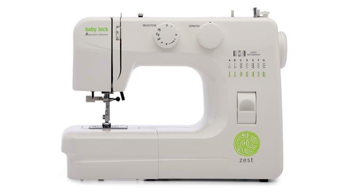 BABY LOCK Zest Sewing Machine