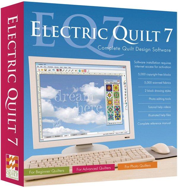 I Eq 7 Quilt Design Software