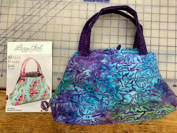 A great bag for knitters!
