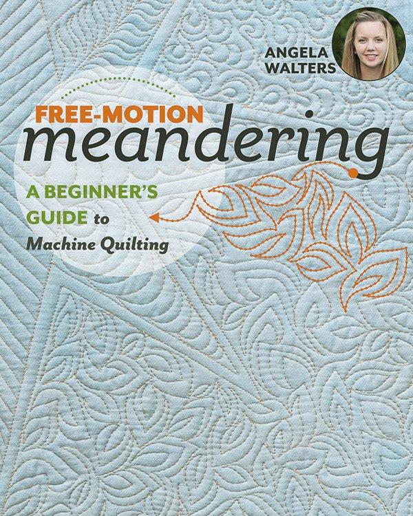 Free Motion Meandering - Angela Walters