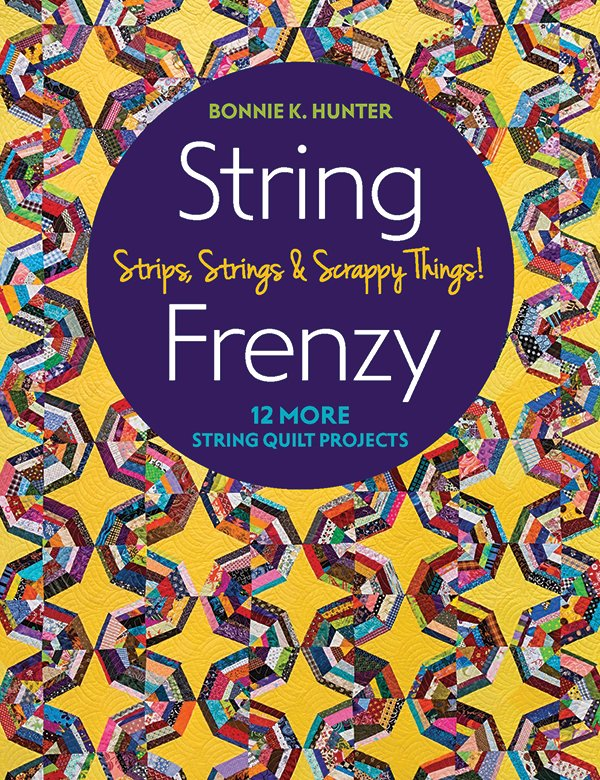 String Frenzy by Bonnie K Hunter