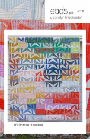 Eads Quilt Pattern - Carolyn Friedlander