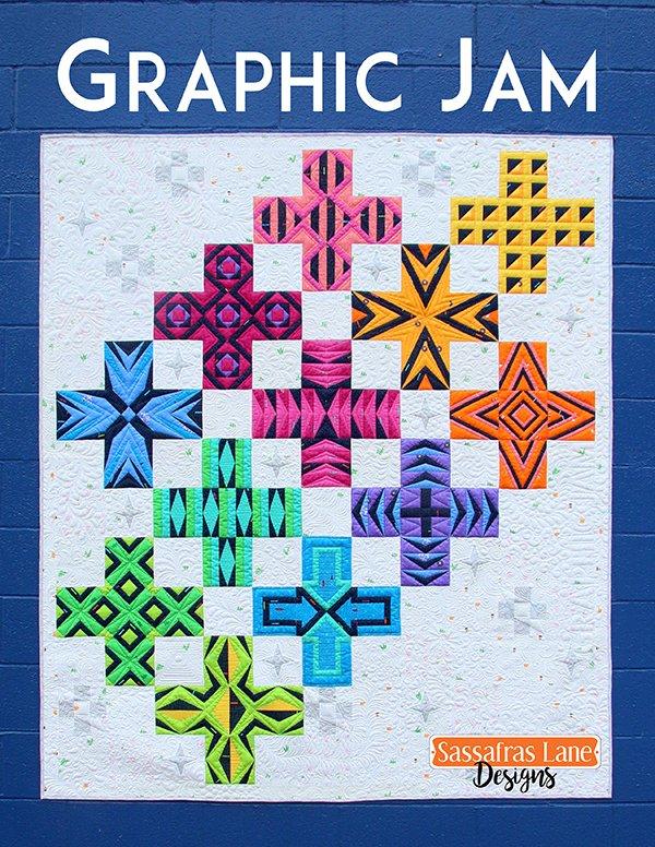 Graphic Jam by Sassafras Lane Designs