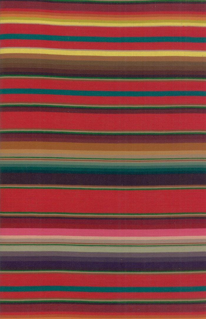 Santa Fe Serape Stripe - Red