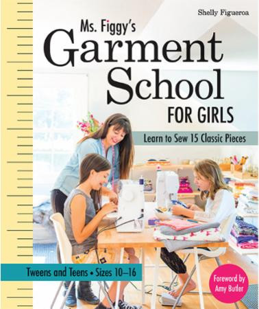 Ms. Figgy's Garment School for Girls Book