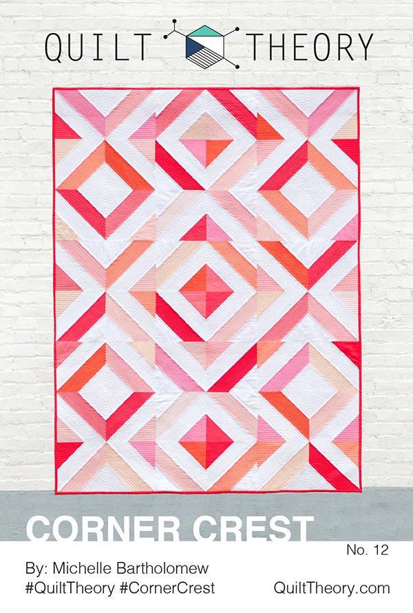 Corner Crest Pattern - Quilt Theory