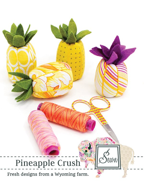 Pineapple Crush Pattern