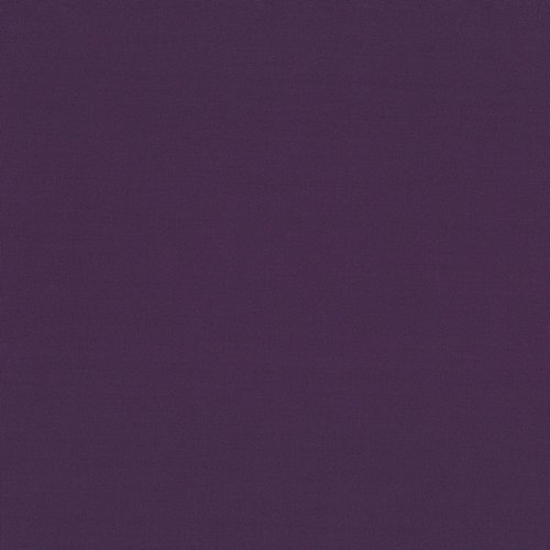 Aubergine - Cotton Supreme Solids - RJR