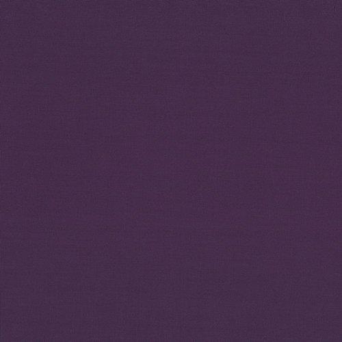 Aubergine - Cotton Supreme Solids - RJR