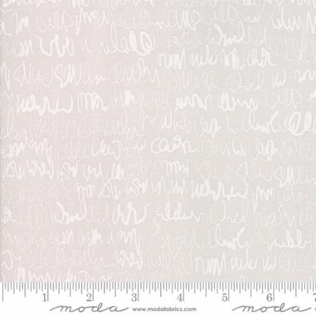 Scribbles in Fog - More Paper - Zen Chic