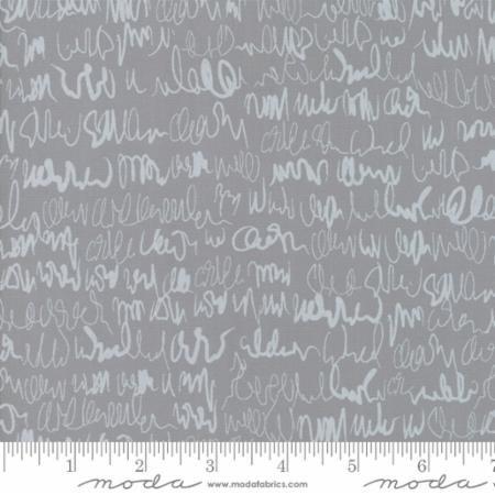 Scribbles in Steel - More Paper - Zen Chic