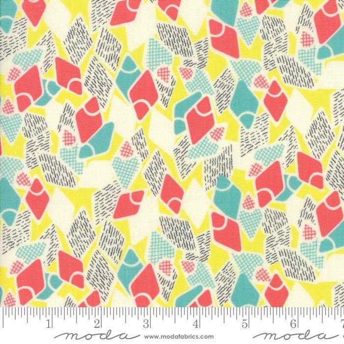 Flip Flops: Limeoncello - Remix - Jen Kingwell