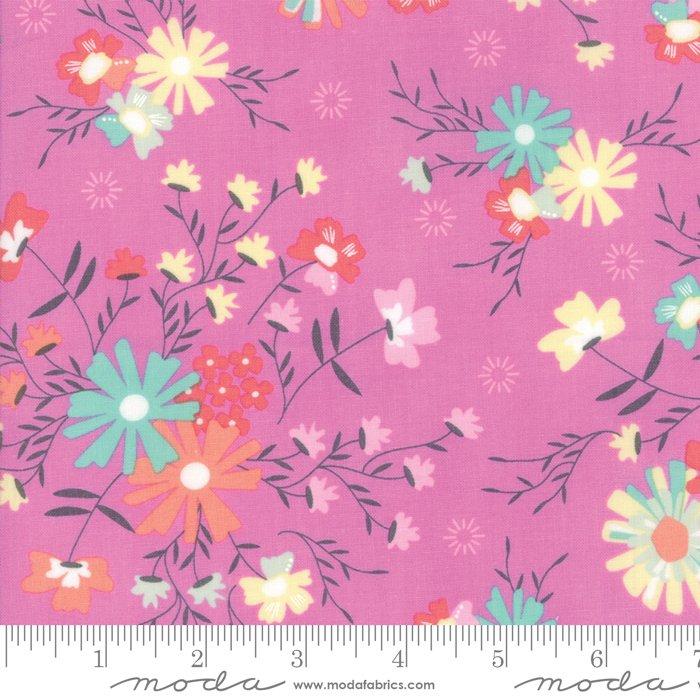 Floral in Kismet - Sunnyside Up - Corey Yoder