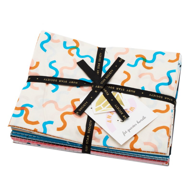 Fat Quarter Bundle - Anagram - Kimberly Kight