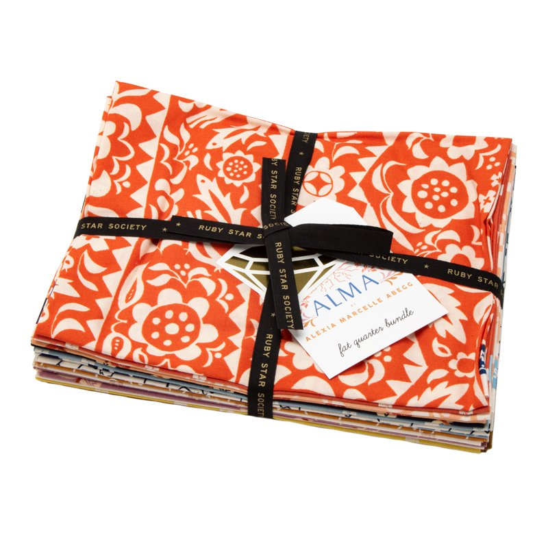 Fat Quarter Bundle - Alma - Alexia Abegg