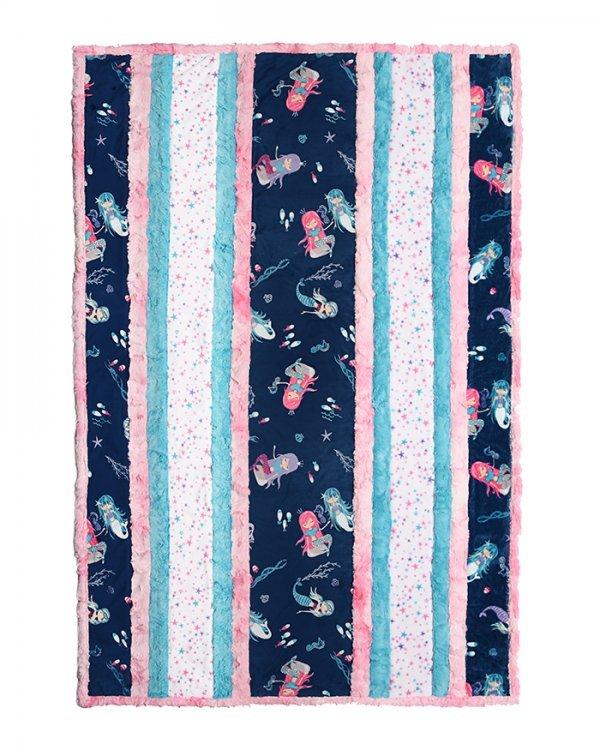 Mermaid Tale Cuddle Kit - Shannon Fabrics
