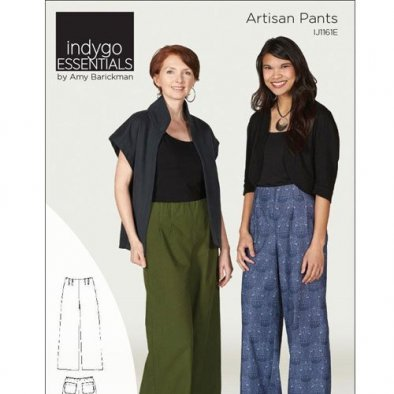 The Artisan Pants by Indygo Essentials