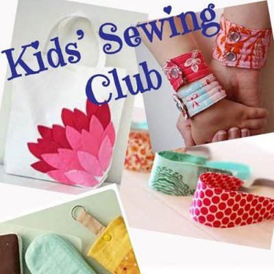 Kid's After School Sewing Club Level I